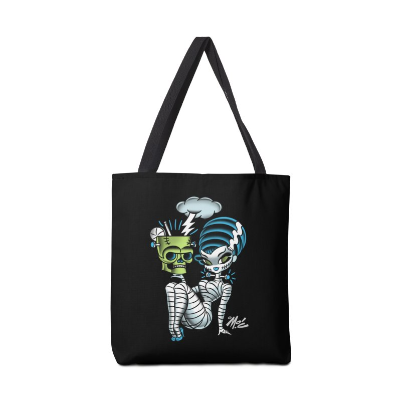 Frankencutie! Accessories Bag by Mitch O'Connell
