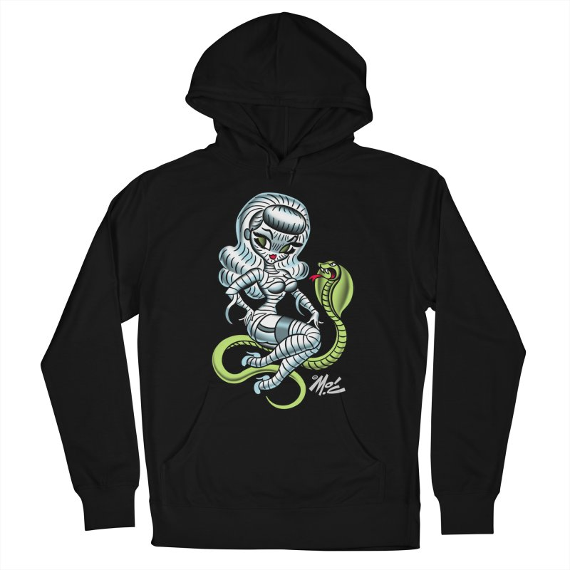 Miss Mummy! Women's Pullover Hoody by Mitch O'Connell