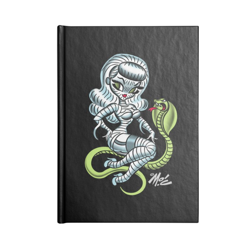 Miss Mummy! Accessories Notebook by Mitch O'Connell