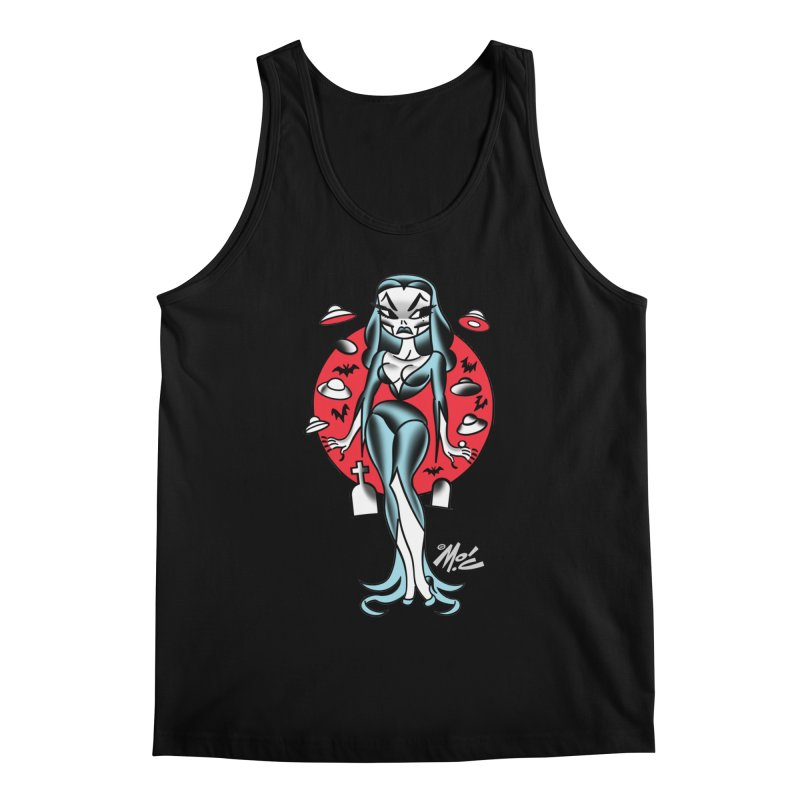 Vampcutie! Men's Regular Tank by Mitch O'Connell