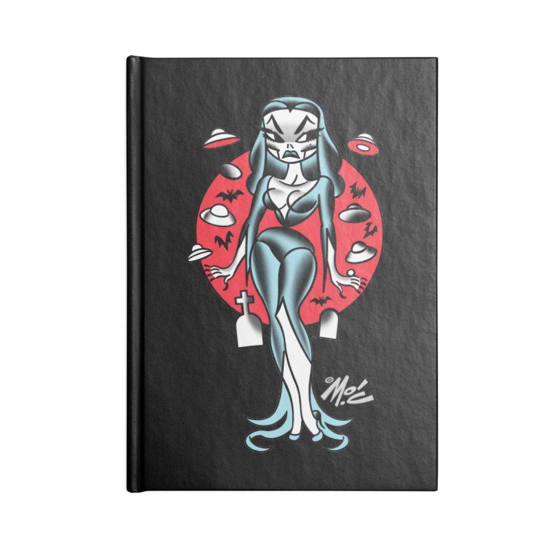 Vampcutie! Accessories Notebook by Mitch O'Connell