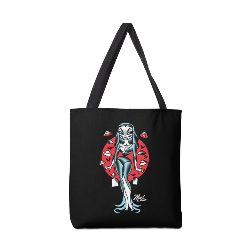 Vampcutie! Accessories Tote Bag Bag by Mitch O'Connell
