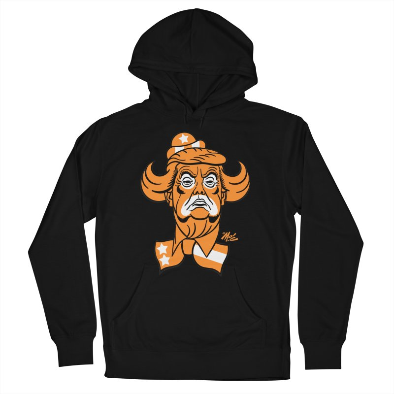 Trump. SAD! Women's Pullover Hoody by Mitch O'Connell