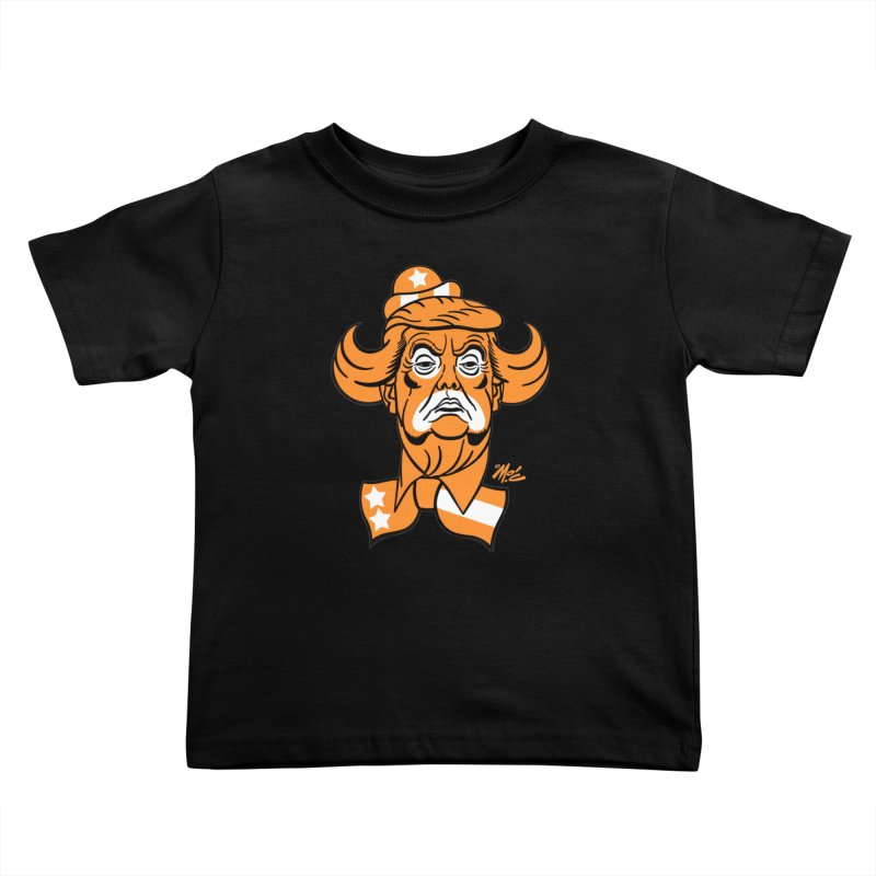 Trump. SAD! Kids Toddler T-Shirt by Mitch O'Connell