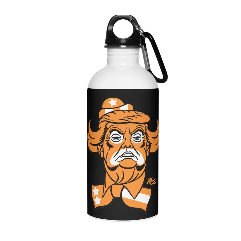 Trump. SAD! Accessories Water Bottle by Mitch O'Connell