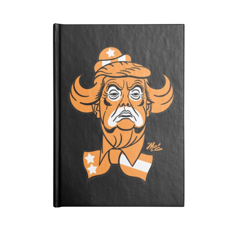 Trump. SAD! Accessories Notebook by Mitch O'Connell