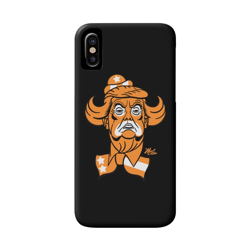 Trump. SAD! Accessories Phone Case by Mitch O'Connell