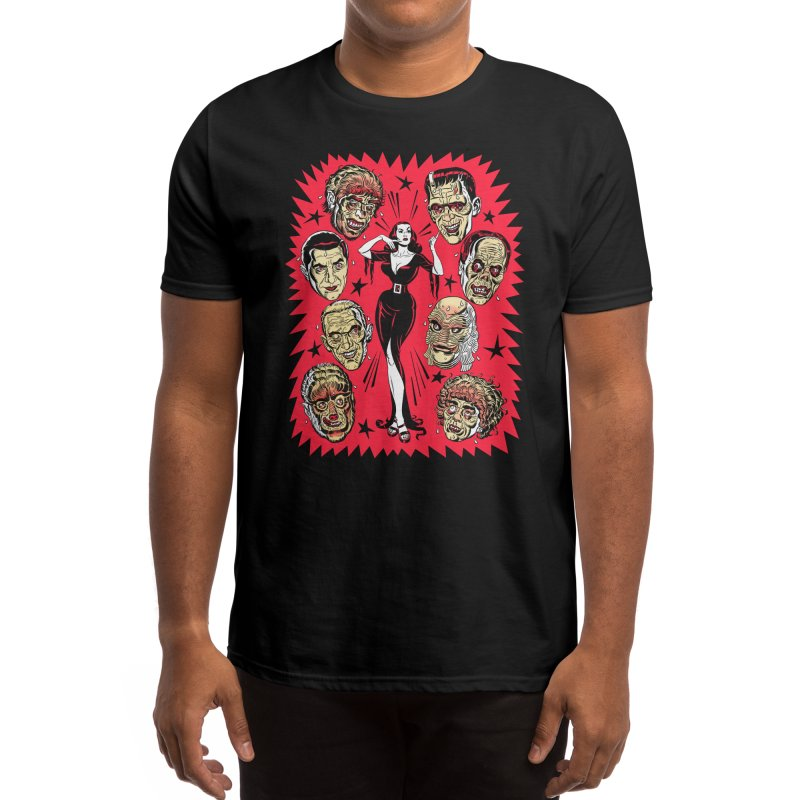 Mystery Date Men's T-Shirt by Mitch O'Connell