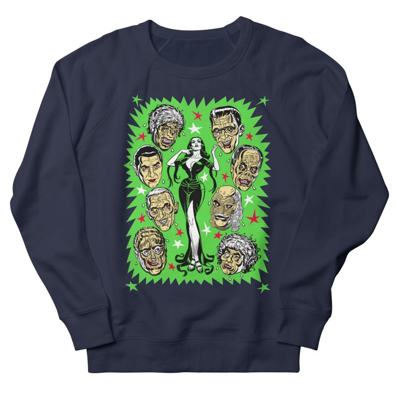 Mystery Dates! Women's Sweatshirt by Mitch O'Connell