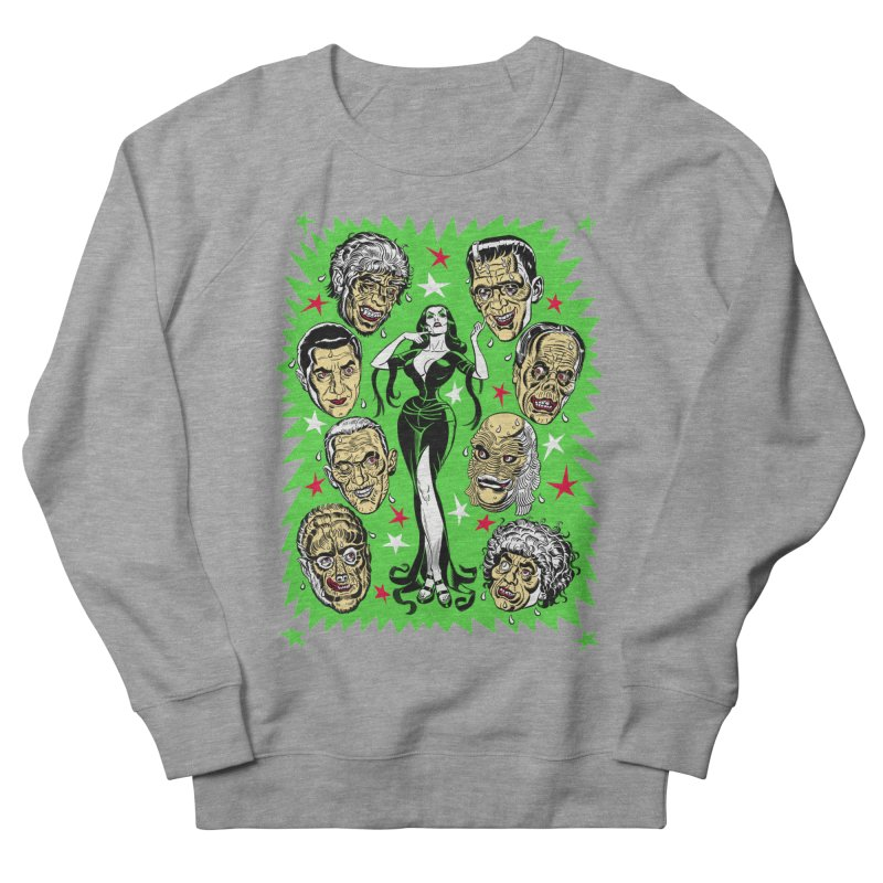 Mystery Dates! Men's Sweatshirt by Mitch O'Connell