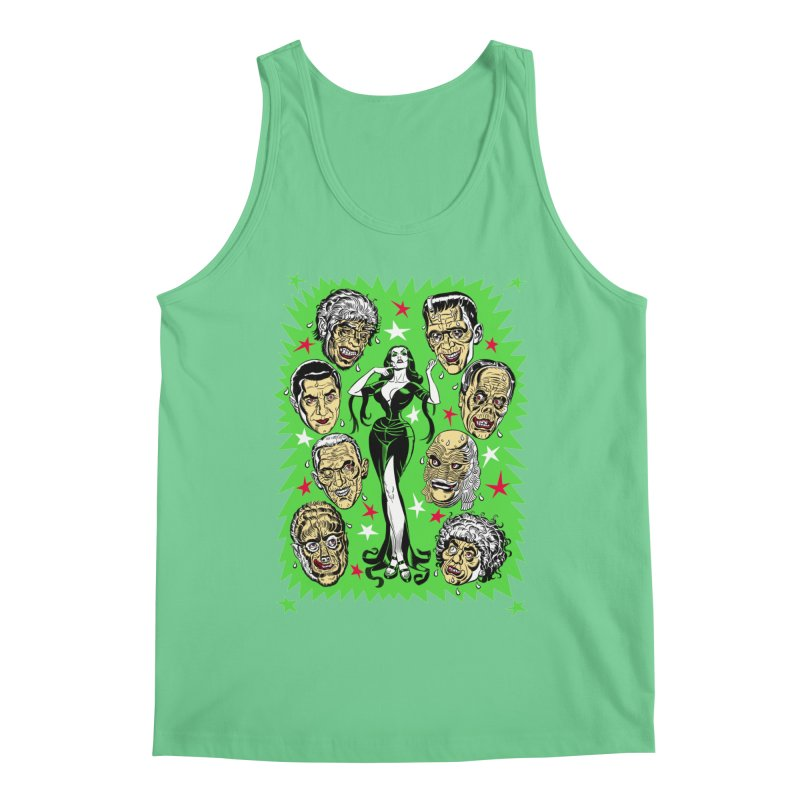 Mystery Dates! Men's Regular Tank by Mitch O'Connell