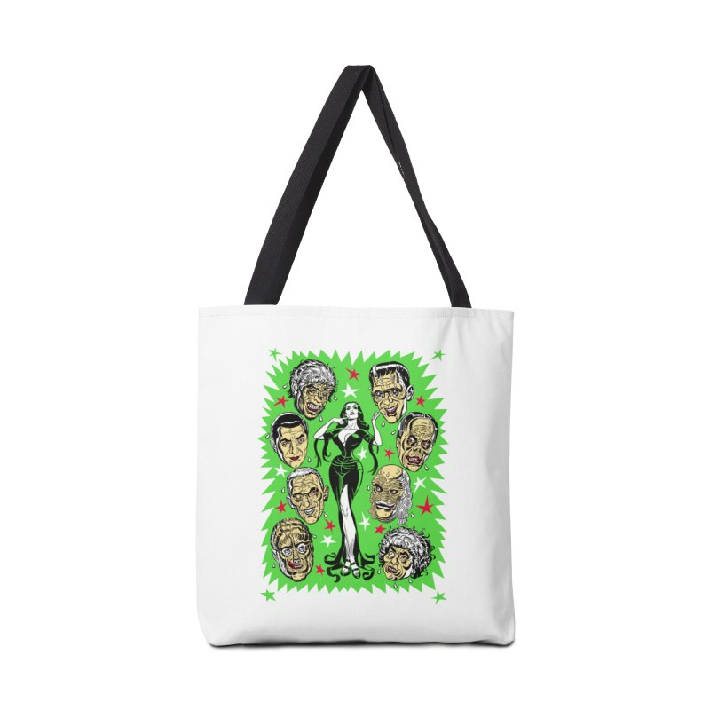 Mystery Dates! Accessories Tote Bag Bag by Mitch O'Connell