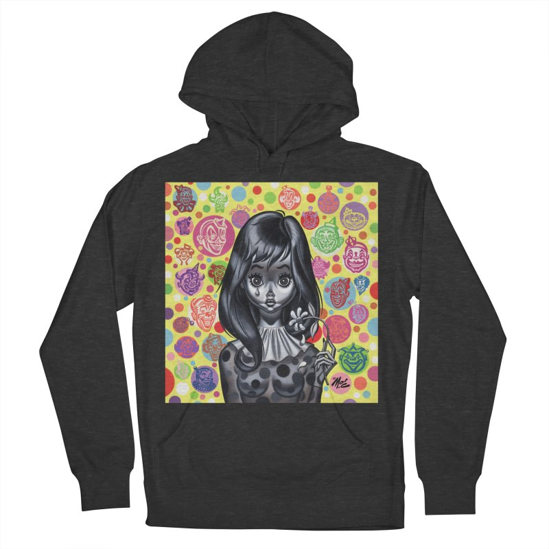 Clown Girl Women's Pullover Hoody by Mitch O'Connell