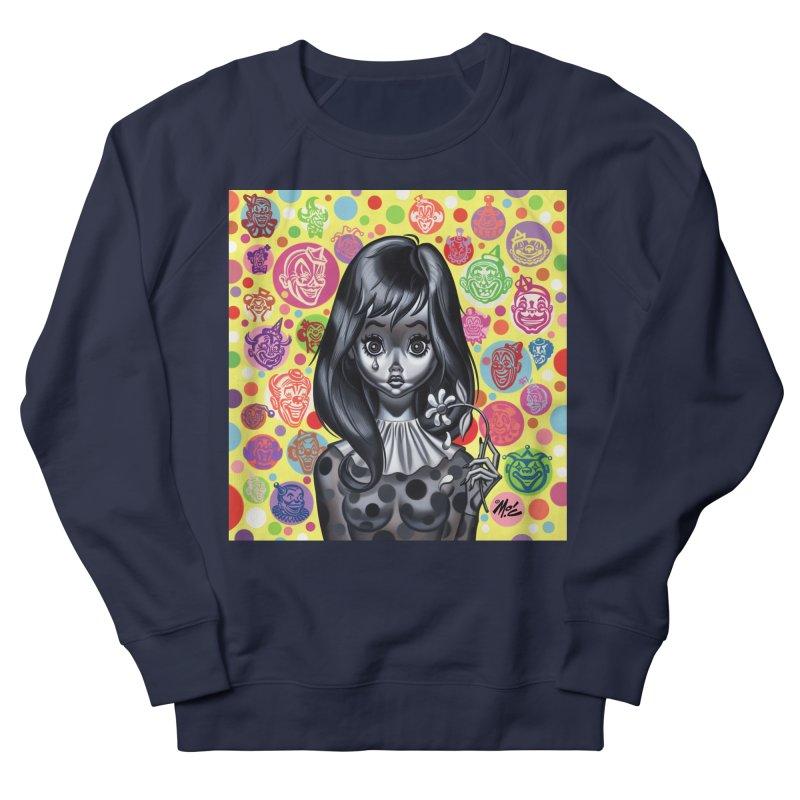 Clown Girl Women's Sweatshirt by Mitch O'Connell