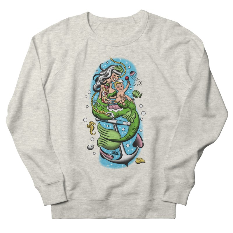 Sailor Jerry Women's Sweatshirt by Mitch O'Connell