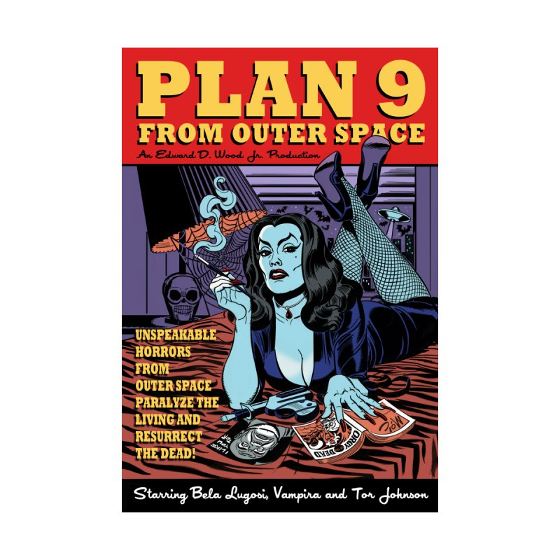 Plan 9 by Mitch O'Connell