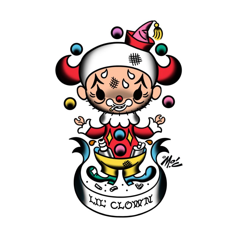 'Lil Clown   by Mitch O'Connell