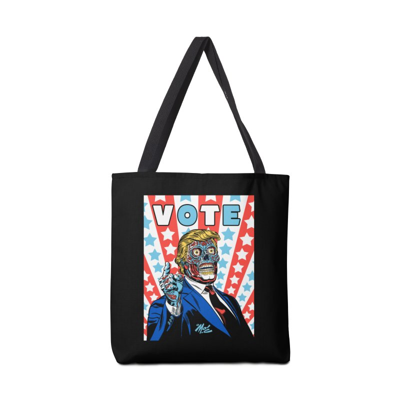 VOTE Accessories Tote Bag Bag by Mitch O'Connell