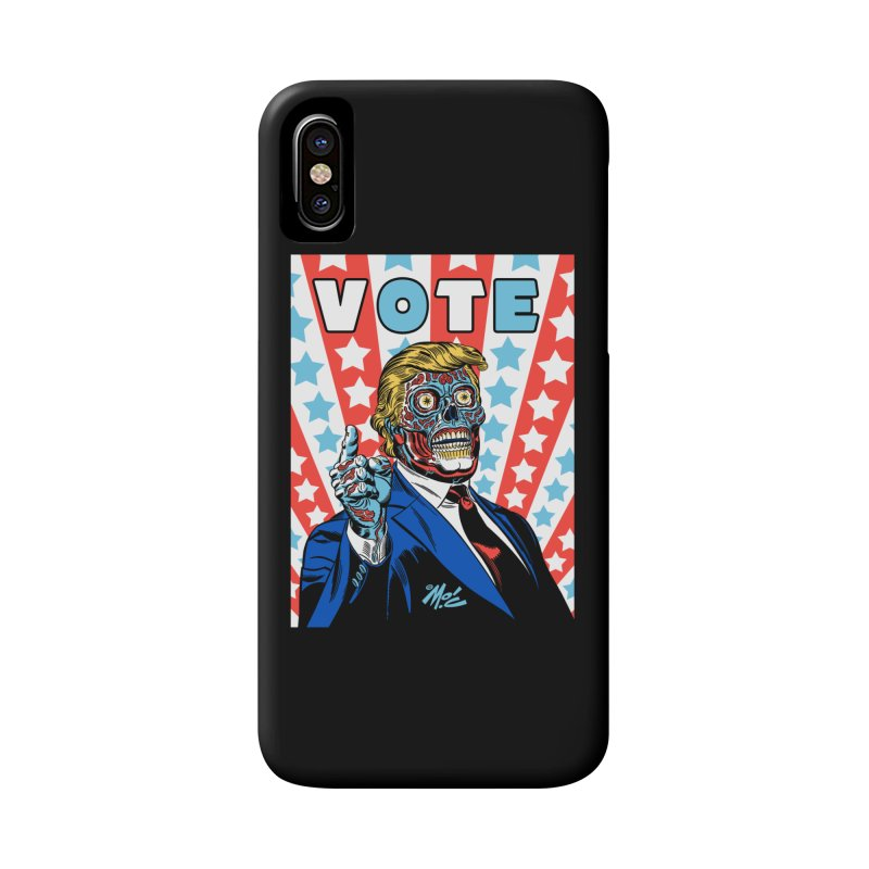 VOTE Accessories Phone Case by Mitch O'Connell
