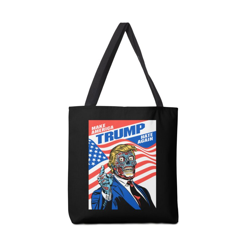 Make America Hate Again! Accessories Tote Bag Bag by Mitch O'Connell