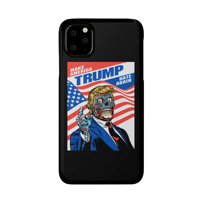 Make America Hate Again! Accessories Phone Case by Mitch O'Connell