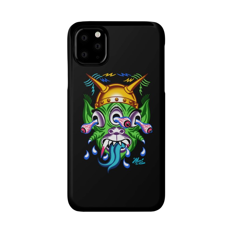 "'Leave it to Beaver' Monster Shirt! ""Beaver"" version! Accessories Phone Case by Mitch O'Connell"