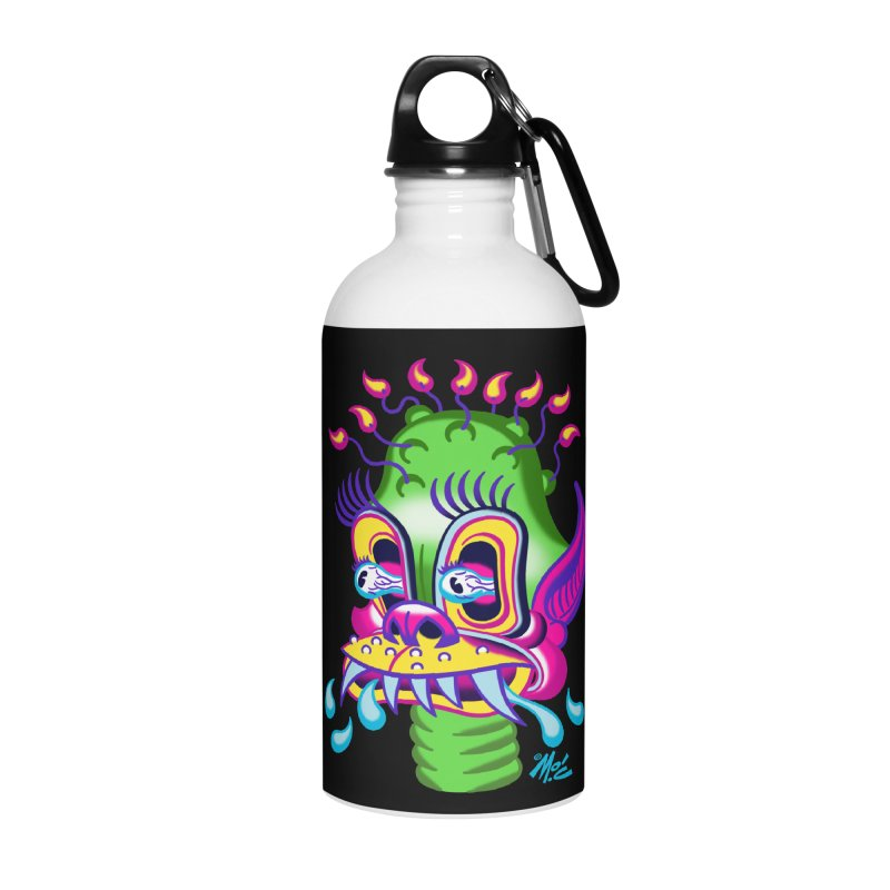 "'Leave it to Beaver' Monster Shirt! ""Alan"" version! Accessories Water Bottle by Mitch O'Connell"