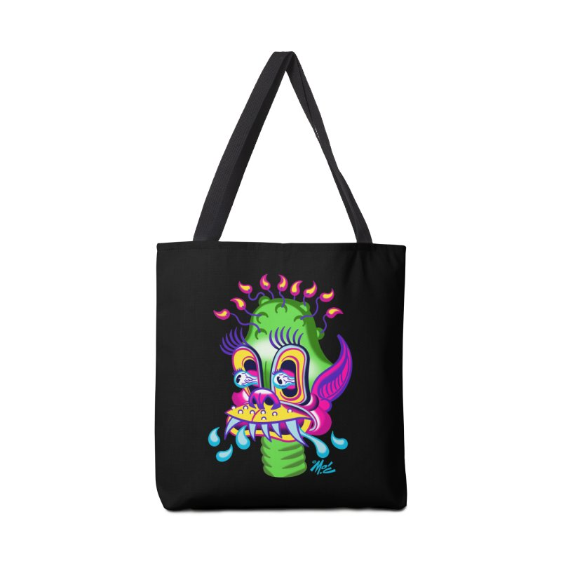 "'Leave it to Beaver' Monster Shirt! ""Alan"" version! Accessories Tote Bag Bag by Mitch O'Connell"