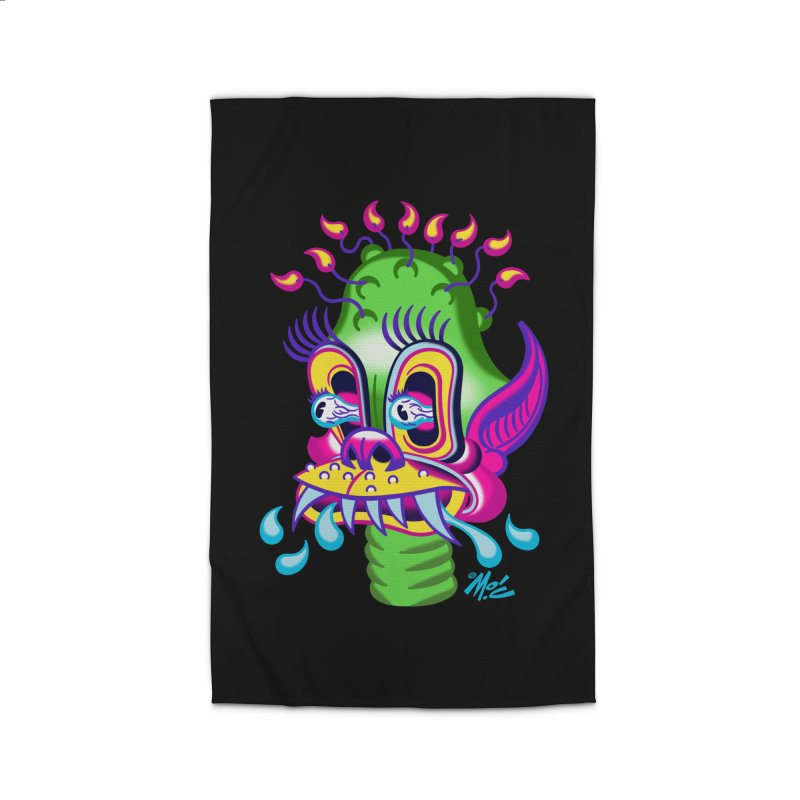 """'Leave it to Beaver' Monster Shirt! """"Alan"""" version! Home Rug by Mitch O'Connell"""