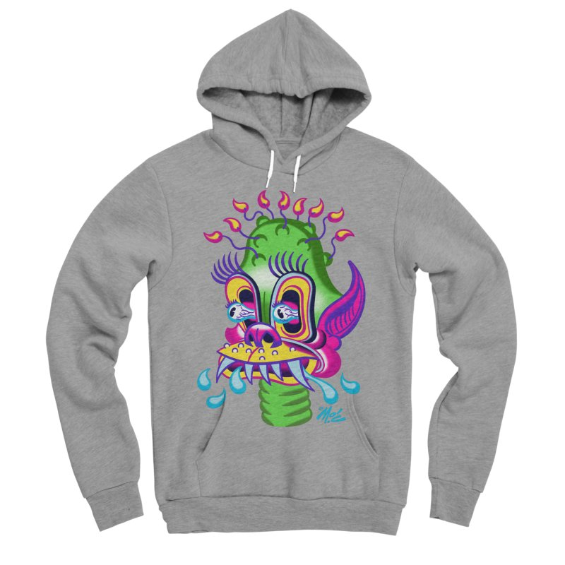 "'Leave it to Beaver' Monster Shirt! ""Alan"" version! Women's Sponge Fleece Pullover Hoody by Mitch O'Connell"