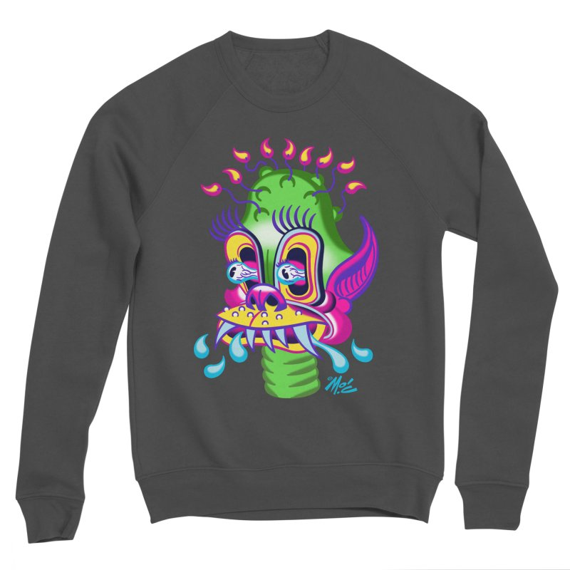 "'Leave it to Beaver' Monster Shirt! ""Alan"" version! Women's Sponge Fleece Sweatshirt by Mitch O'Connell"