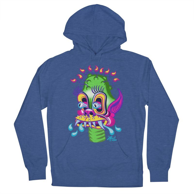 "'Leave it to Beaver' Monster Shirt! ""Alan"" version! Women's French Terry Pullover Hoody by Mitch O'Connell"