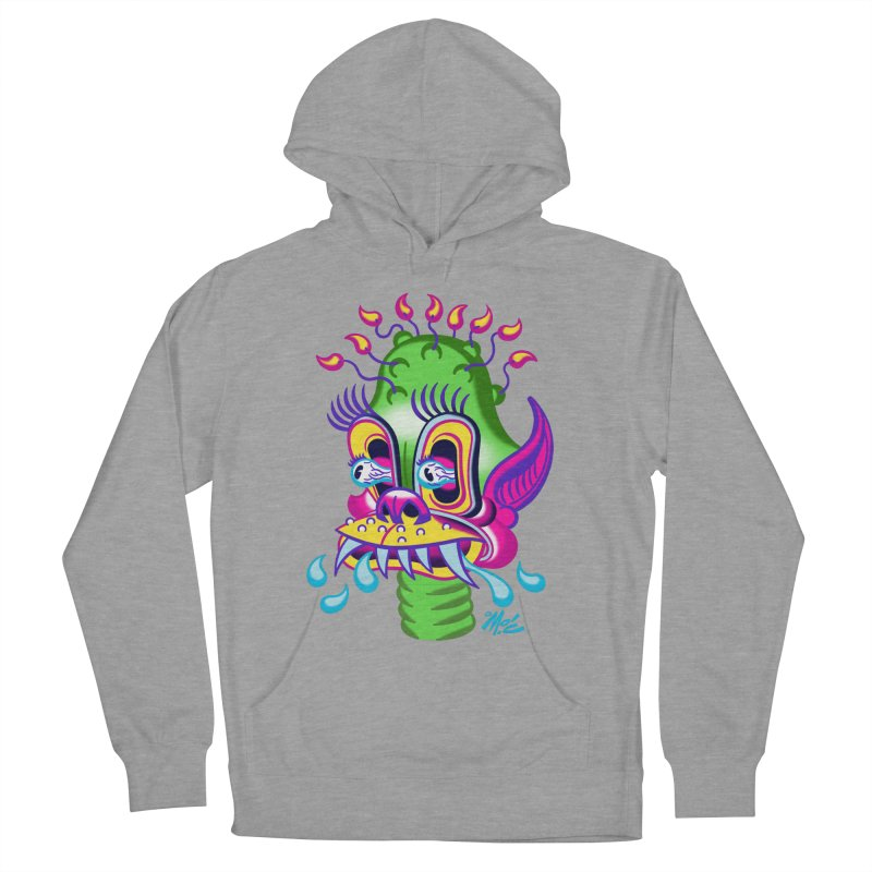 """'Leave it to Beaver' Monster Shirt! """"Alan"""" version! Women's Pullover Hoody by Mitch O'Connell"""