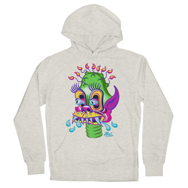 """'Leave it to Beaver' Monster Shirt! """"Alan"""" version! Men's French Terry Pullover Hoody by Mitch O'Connell"""
