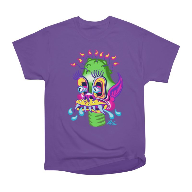 """'Leave it to Beaver' Monster Shirt! """"Alan"""" version! Women's Heavyweight Unisex T-Shirt by Mitch O'Connell"""