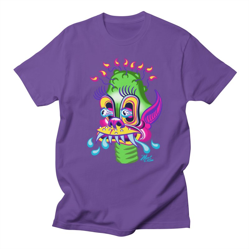 """'Leave it to Beaver' Monster Shirt! """"Alan"""" version! Men's Regular T-Shirt by Mitch O'Connell"""