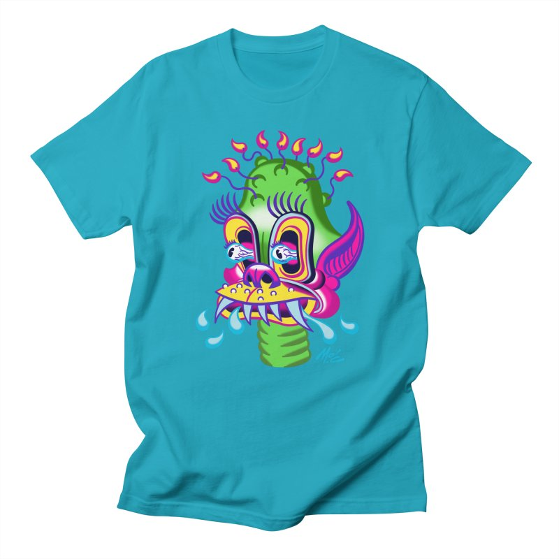 """'Leave it to Beaver' Monster Shirt! """"Alan"""" version! Men's T-Shirt by Mitch O'Connell"""