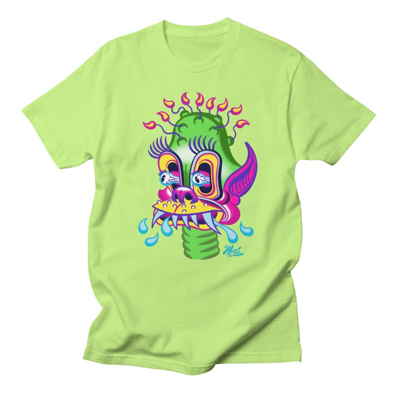"""'Leave it to Beaver' Monster Shirt! """"Alan"""" version! Women's Regular Unisex T-Shirt by Mitch O'Connell"""