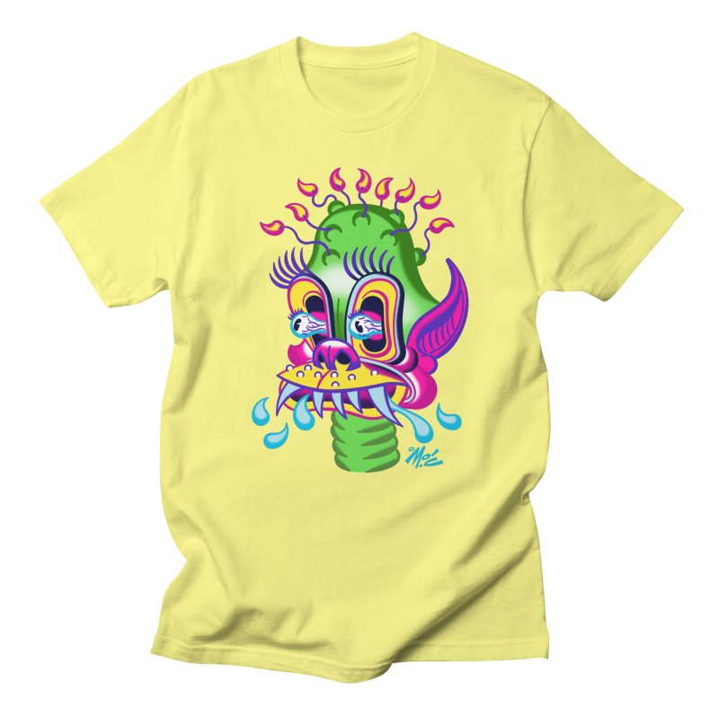"'Leave it to Beaver' Monster Shirt! ""Alan"" version! Men's T-Shirt by Mitch O'Connell"
