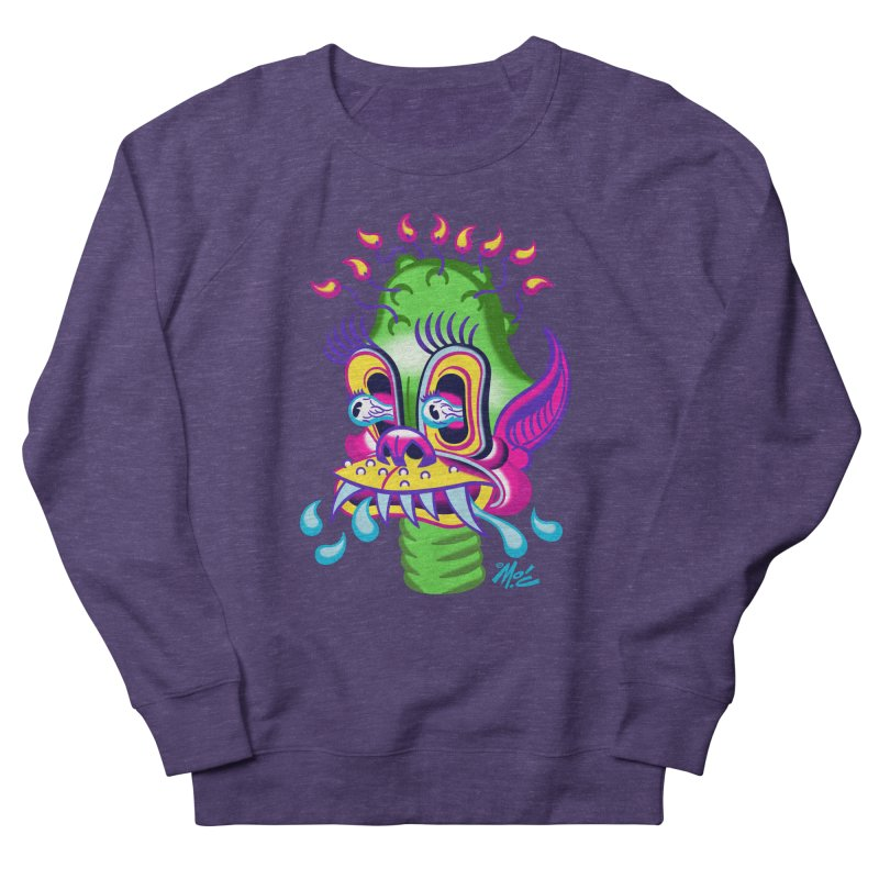 """'Leave it to Beaver' Monster Shirt! """"Alan"""" version! Men's French Terry Sweatshirt by Mitch O'Connell"""