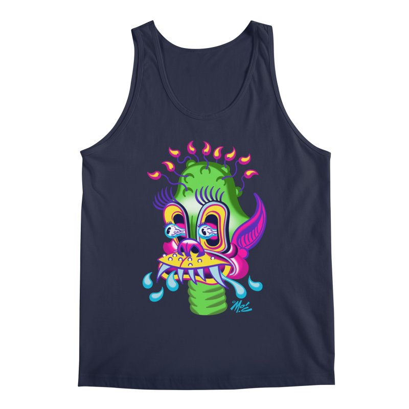 """'Leave it to Beaver' Monster Shirt! """"Alan"""" version! Men's Regular Tank by Mitch O'Connell"""