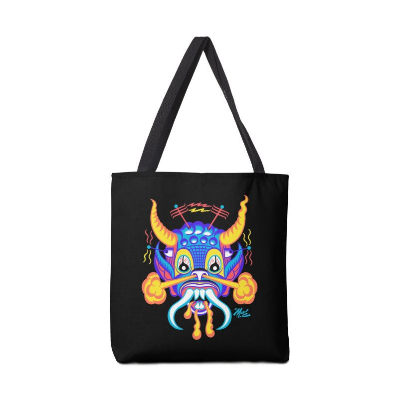 "'Leave it to Beaver' Monster Shirt! ""Richard"" version! Accessories Tote Bag Bag by Mitch O'Connell"