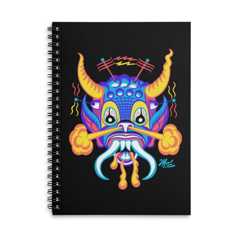 """'Leave it to Beaver' Monster Shirt! """"Richard"""" version! Accessories Notebook by Mitch O'Connell"""