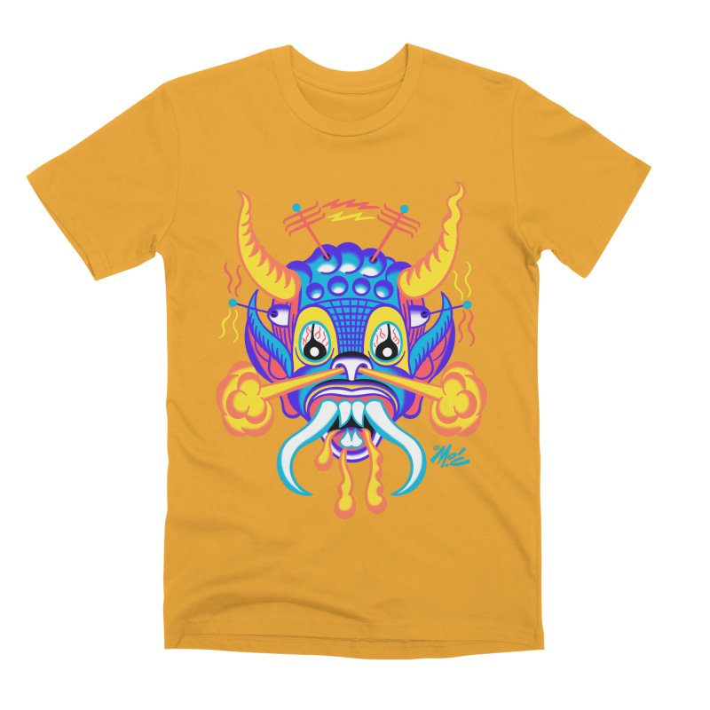 """'Leave it to Beaver' Monster Shirt! """"Richard"""" version! Men's Premium T-Shirt by Mitch O'Connell"""