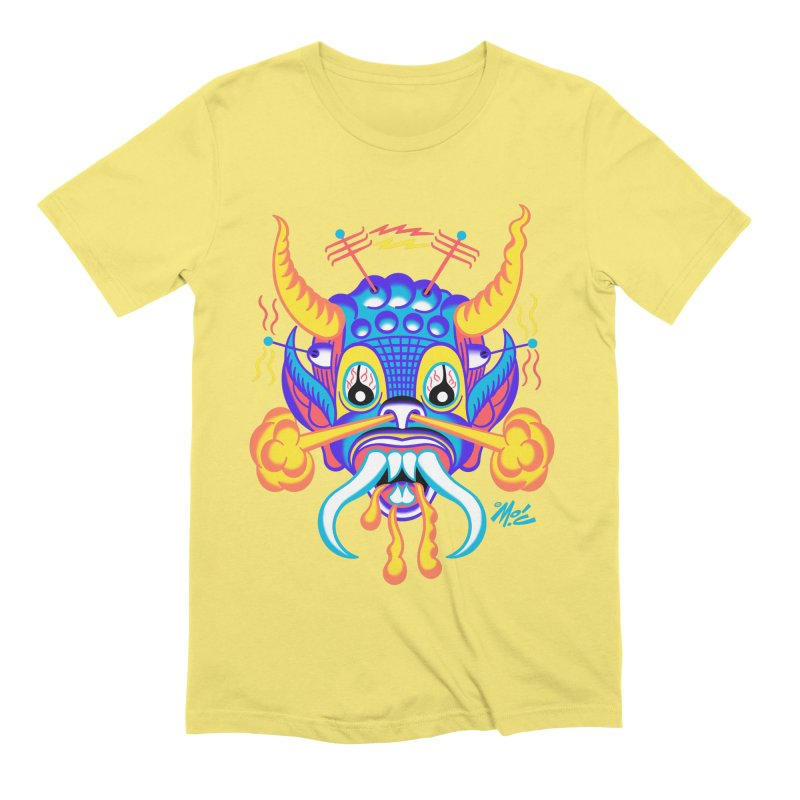 """'Leave it to Beaver' Monster Shirt! """"Richard"""" version! Men's Extra Soft T-Shirt by Mitch O'Connell"""