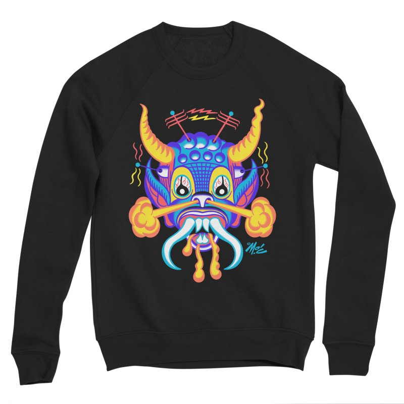 "'Leave it to Beaver' Monster Shirt! ""Richard"" version! Men's Sponge Fleece Sweatshirt by Mitch O'Connell"