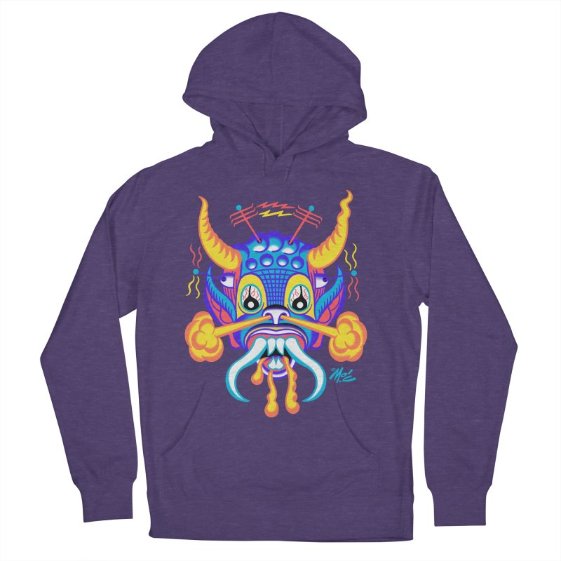 "'Leave it to Beaver' Monster Shirt! ""Richard"" version! Men's French Terry Pullover Hoody by Mitch O'Connell"