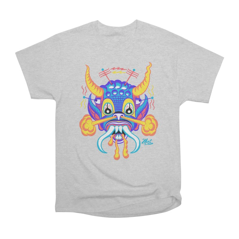 """'Leave it to Beaver' Monster Shirt! """"Richard"""" version! Men's Heavyweight T-Shirt by Mitch O'Connell"""