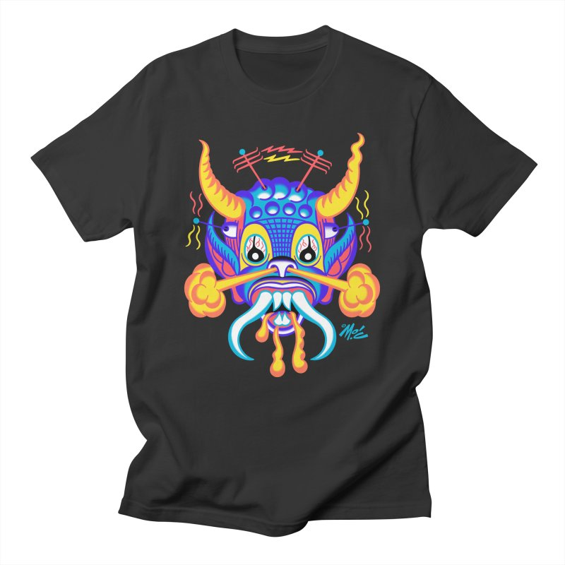 """'Leave it to Beaver' Monster Shirt! """"Richard"""" version! Men's Regular T-Shirt by Mitch O'Connell"""