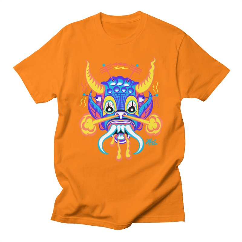 """'Leave it to Beaver' Monster Shirt! """"Richard"""" version! Men's T-Shirt by Mitch O'Connell"""